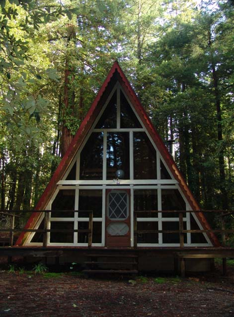 Vacation House Plans – A-Frame | Modern House Designs